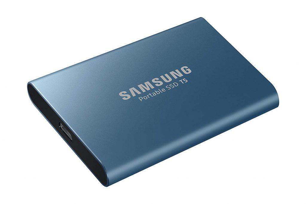 hard-disk Samsung T5 MU-PA500B/EU SSD